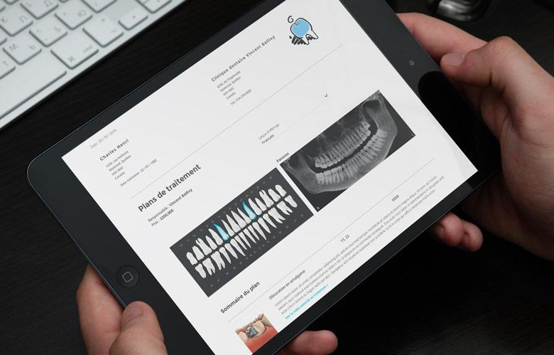 Nouvelles technologies en dentisterie