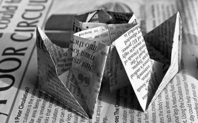 Recyclage du papier en entreprise